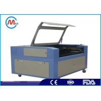 China Computer Controlled Fiber Laser Engraving Machine 400 x 300mm Working Area on sale