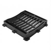China Guangdong Factory Hinged Gully Grid Cover 350L x 333W x 50H Cast Iron - B125 Class on sale