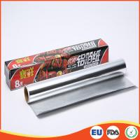 China Household Aluminium Foil Roll Paper Food Grade For Cooking / Baking SGS Standard wholesale