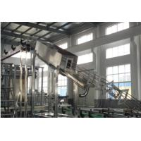 China Carbonated Drinks Gas Automatic Bottle Filling Machine Washing Capping wholesale
