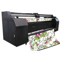 China 1.8M Digital Sublimation Printing Machine / Flag Printer Machine wholesale