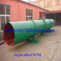 China Rotary dryer for sawdust drying wholesale