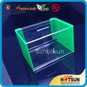 Quality Acrylic Suggestion box, Acrylic Donation & Ballot Box for sale