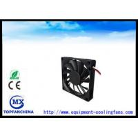 China DC Axial Motor pc cooling fans 80mm x 80mm x15mm  5V / 12V / 24V Super Silence wholesale