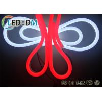 China Advertising LED Neon Sign / RGB LED Neon Rope Light CE / ROHS / UL Approval wholesale