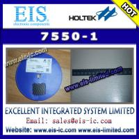 China 7550-1 - HOLTEK - HT75XX-1 100mA Low Power LDO- Email: sales014@eis-ic.com wholesale