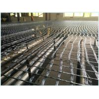 Buy cheap CE certification material biaxial fiberglass Geogrid for reinforcement from wholesalers