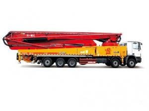 China 85km/H 66m Truck Mounted Concrete Pump SY5631THB 660C-8 wholesale