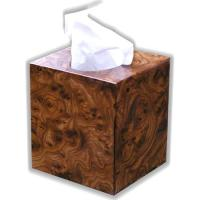 wall mounted tissue box holder L841-2