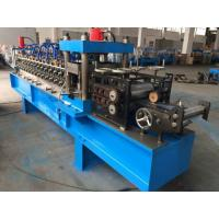 Quality 15 stations Ceiling Roll Forming Machine , C Channel Roll Forming Machine With for sale