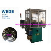 China Minature Circuit Breaker Coil Winding Machine 40mm Wire Feeding Spindle on sale
