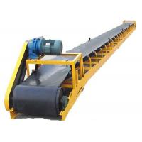China Belt Conveyor For Ball Mill Machine , AAC Block Raw Material Machine wholesale