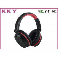China Built In Microphone Headband Bluetooth Headphones Comfortable With 10M RF Distance wholesale