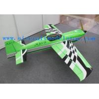 China MXS-R 100cc green Professional balsa wood rc toy plane manufactory wholesale