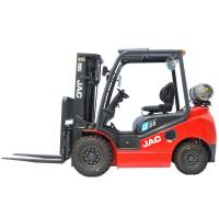 China 2.5 Ton Liquefied Petroleum LPG Forklift Trucks With Optional Nissan Engine wholesale