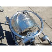 China Stainless Steel Sanitary Beverage Plate and Frame Filter wholesale