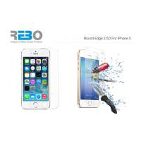 Quality 9H Hardness iPhone Tempered Glass Screen Protector for iPhone 5s for sale