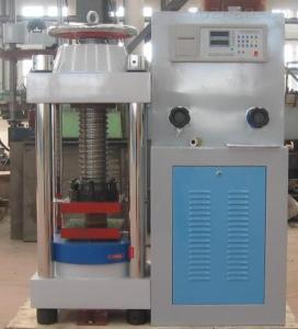 China concrete compressive strength testing machine on sale