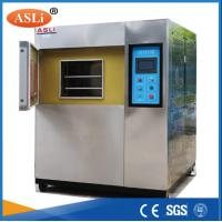 China SUS 304# Temperature Cycling Thermal Shock Chamber -40 To 150 Degree wholesale