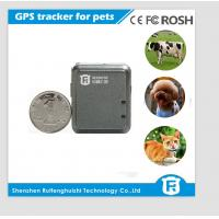 China Mini GPS Tracker  Best Quality for Person and Pets  sim card wholesale