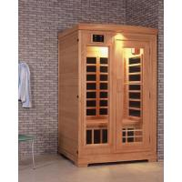 China Monalisa I-002 light wave enclosure far infrared sauna cabin creative infrared light wave room Europe style wholesale