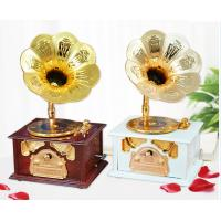China European style Vintage  phonograph craftwork Decoration wholesale