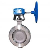 China High Performance Wafer Double Flanged Butterfly Valve wholesale