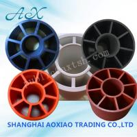 China Black ABS/Nylon Plastic Honeycomb Spool core CHARACTERISTICS APPLICATIONS a. High Temperature Resistant b. Smooth Surfac wholesale