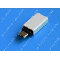 China Type C Male to USB 3.0 A Female Apple Micro USB White With Nickel Plated Connector wholesale