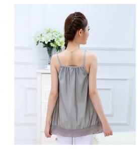 China 100% silver fiber anti-radiation maternity clothing 60DB,brand new wholesale