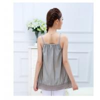Quality 100%silver fiber anti radiation emf shielding clothes for pregnant to protect your baby for sale