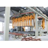China Autoclaved Aerated Concrete AAC Block Cutting Machine For Fly Ash wholesale