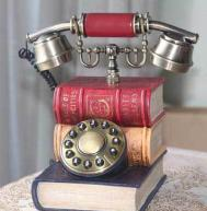 China book shaped telephone,antique telephone,europe telephone,ancient telephone,craft gifts,household gifts,fashion gifts wholesale