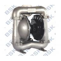 China High Pressure Stainless Steel Diaphragm Pump Air Operated For Industrial wholesale
