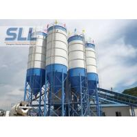 China Waterproof Steel Cement Silo , Batching Plant Silo Convenient Installation wholesale