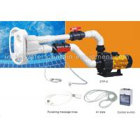 China IP55 High Efficiency Pool Pump , Variable Speed Pool Pump With Control Switch wholesale