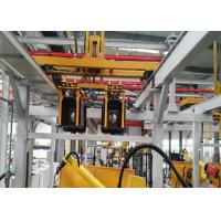 China High Speed Automatic Welding Production Line For Sports Equipment 1000*1000*1400mm wholesale