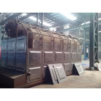 China Automatic Combustion Oil Fired Steam Boiler For Chemical Industrial And Construction wholesale