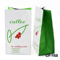 China Eco-Friendly Coffee Valve Bags Food grade , side gusset Packaging wholesale