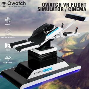 China Hot sale VR Flying Simulator 9D Virtual Reality Flight Simulator on sale wholesale