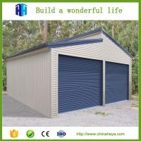 China 2017 Steel structure used prefab warehouse metal shed drawing wholesale