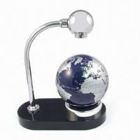 China Electro Mangnetic Levitating Globe, Available in Various Styles wholesale