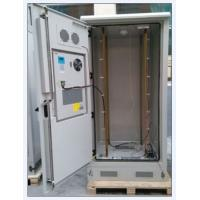 China ET8080155:19 Inch Rack  Outdoor Telecom Equipment Enclosure With Air Conditoiner Or HEX wholesale