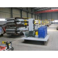 China Mitsubishi PLC Sandwich Panel Production Line / PU Sandwich Panel Machine wholesale