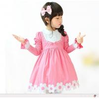 Panty dress dresses winter 100 cotton childrens clothes for 3
