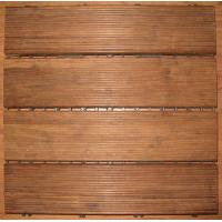 China Outdoor Bamboo deck tiles wholesale