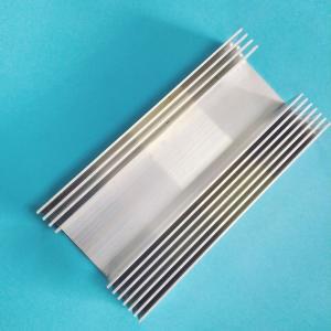 Mechanical Rail CNC Aluminium Profile Framing System 6000 Series Anodizing Powder Coated