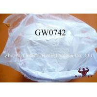 China Strong SARMS Raw Powder GW0742 / GW610742 Reduces Lung Injury CAS 317318-84-6 wholesale