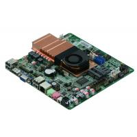 China Onboard Intel® I7-3537U CPU ultra slim all in one PC Motherboard 6 COM , 8USB2.0 wholesale