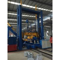 China Pole/ Pipe automatical welding machine--for pipe making machine wholesale